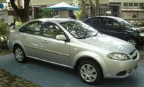 Automobile Chevrolet Optra