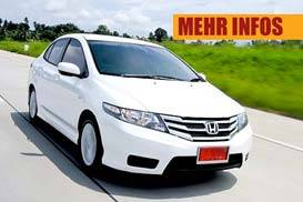 honda city phuket rent car