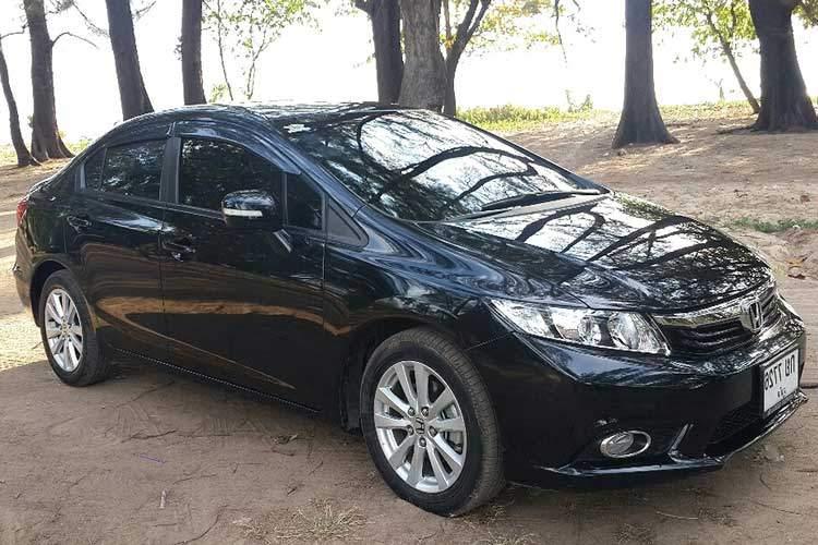 Car Hire Phuket U2013 Honda Civic Automatic 1.8 Litre