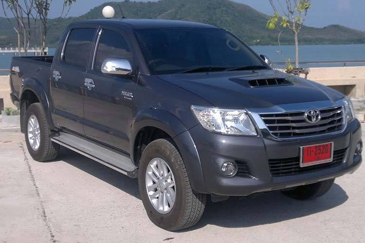 Toyota Vigo Hilux automatic