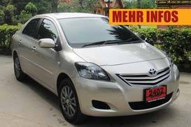 toyota vios phuket rent car