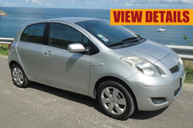 toyota yaris phuket rent car