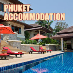 Phuket accommodation button