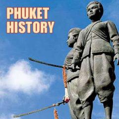 Phuket history