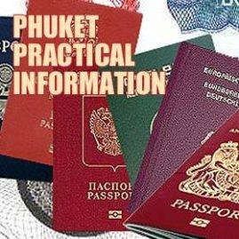 practical information on phuket