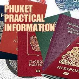 Practical Information for Phuket – Braun Car Hire