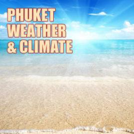 Phuket weather button