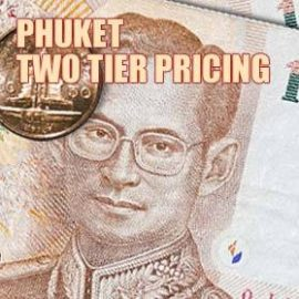 Two Tier Pricing in Thailand – Braun Car Hire