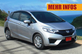 honda jazz phuket rent car