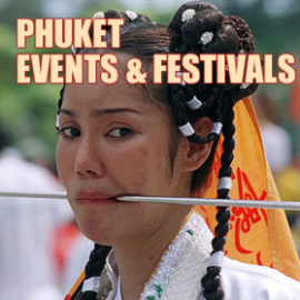 front phuket events