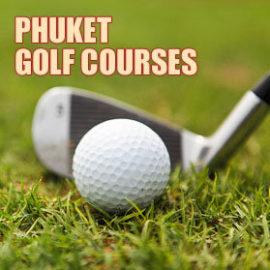 Phuket Golf Courses – Braun Car Hire