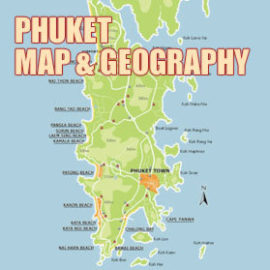 Phuket Map & Geography – Braun Car Hire