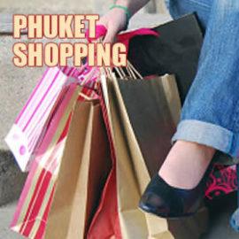 Phuket Shopping – Braun Car Hire